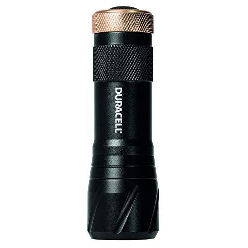 """Duracell LED Taschenlampe mit 1 W\""""Epistar\"""" im Aluminium Gehäuse CMP-9"""