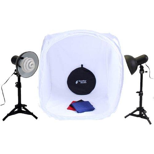 cowboystudio table top photography studio lighting tent kit 1 tent