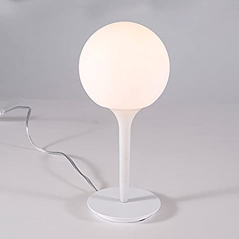 LINA-Il moderno ed elegante personalità Lampada led Lente acrilica lampada bedroom bed sfera in metallo lampade dovrebbero essere 14*32cm