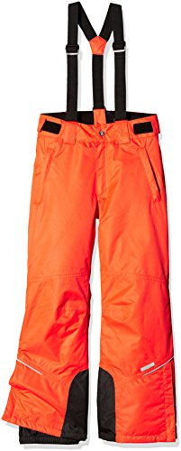 ICEPEAK Jungen Carter JR Skihosen Kinder, Orange, 164.0
