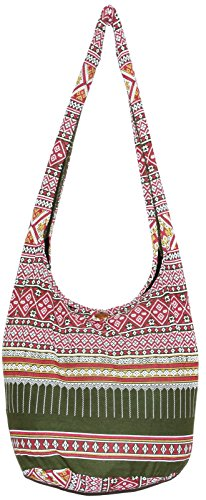 All Best Thing Hippie Classics Schultertasche Bohemian Hobo Boho -