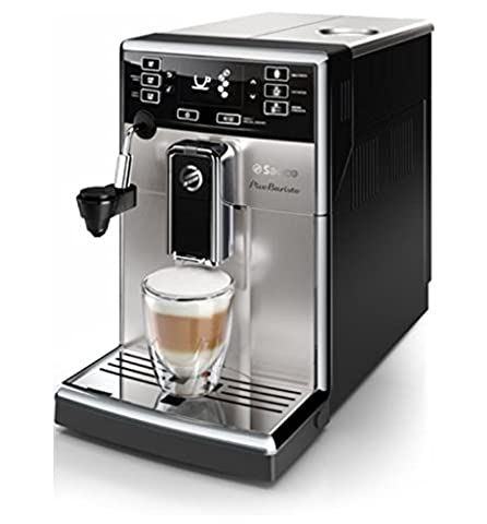 Saeco GranBaristo Avanti HD8924 - coffee makers (freestanding, Espresso machine, Coffee beans, Espresso, Coffee, Black, Stainless steel, Stainless steel,
