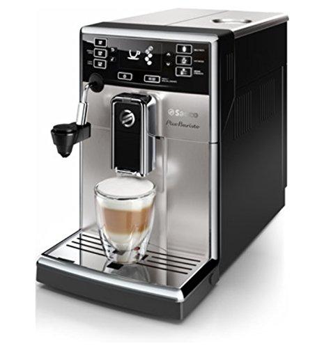 Saeco-PicoBaristo-Cafetera-espresso-automtica-con-espumador-de-leche-automtico-importada