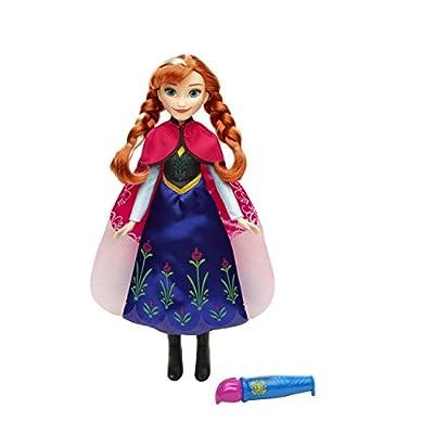 Frozen - Muñeca con capa mágica (Hasbro B6700ES00)