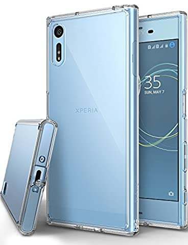 Xperia XZ / XZs Case, Ringke [FUSION] Crystal Clear PC