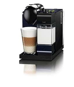 DeLonghi EN 520.BL Nespresso Lattissima+ / Milchschaum-System / Midnight Blue