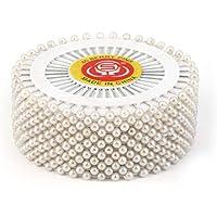 480 Unids Multi Perla Redonda Pernos de Confección de Bodas Bodas Corsage Floristas Herramientas de Costura Mujeres Mini Bola Artesanías Hechas A Mano Accesorio
