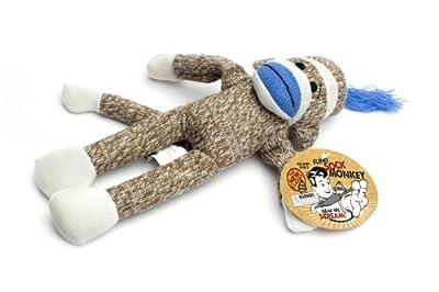 Flying Sock Monkey SC7410 - Mono de trapo volador (el color puede no corresponderse con el de la imagen) por Funtime Gifts