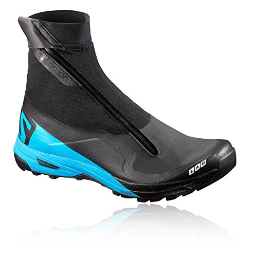 Salomon S-Lab XA Alpine Black Racing Blue Red 42.5
