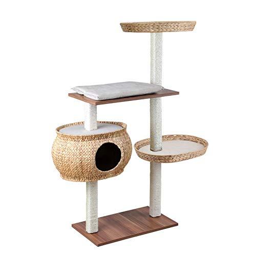 Produktabbildung von Silvio Design Kletterbaum walnuss