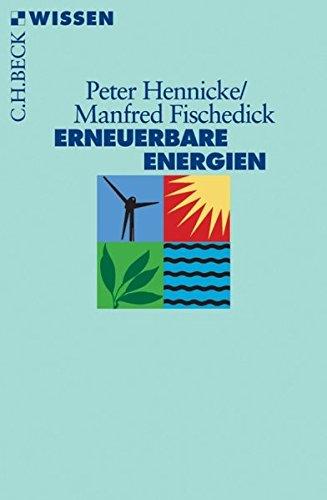 Erneuerbare Energien: Mit Energieeffizienz zur Energiewende (Beck'sche Reihe)