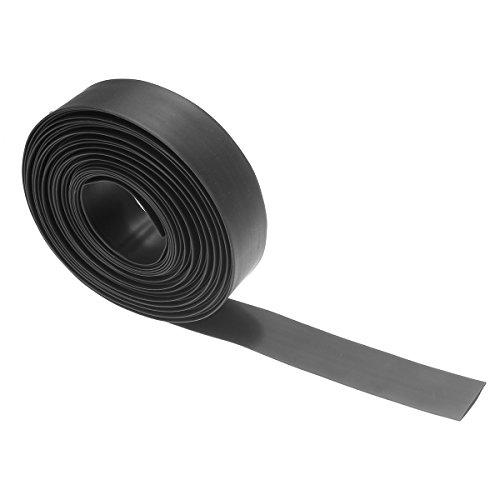 ChaRLes 10M Schwarz 2:1 Heat Shrink Röhrenröhre Sleeve Wrap Wire Kabel 15/20/25/30/35/40Mm - 25mm -