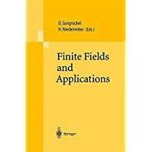"Finite Fields and Applications: ""Proceedings Of The Fifth International Conference On Finite Fields And Applications F<Superscript>Q</Superscript>5, ... Of Augsburg, Germany, August 2–6, 1999"""