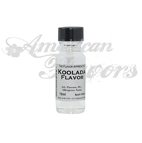 Koolada Flavor - TPA / TFA / The Flavor Apprentice 15ml