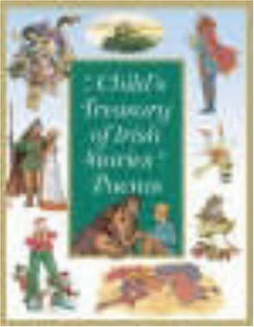 A Child's Treasury of Irish Stories and Poems by Yvonne Carroll (2004-10-19)