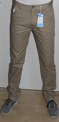 Mens Adidas Originals M Rekord Fit Beige Jeans '* * M Rekord Fit Size 34(Size Small)