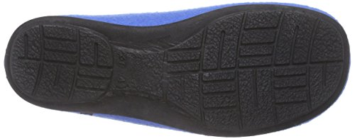 Hans Herrmann Collection Hhc, Pantofole Donna Blu (Blau (royal -70))