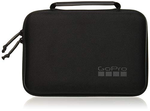Estuche para cámara Go Pro, la solución perfecta de viaje y almacenamiento para tu GoPro. Es lo suficientemente pequeña para llevarla en una mochila, pero lo suficientemente grande para almacenar tus cámaras HERO, además de los soportes y accesorios ...