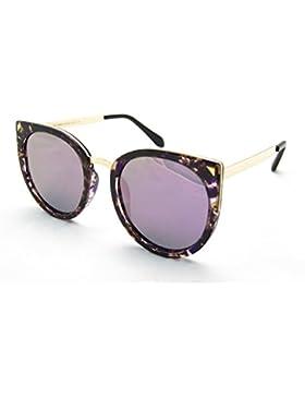 Gafas de Sol Polarizadas color azul para Mujer, Tamaño Único, Sunglasses de Moda, Acabado Fino Impecable. Nueva...