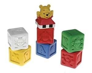 Mattel - N3692 - Activité d'éveil - Cubes D'Activités Winnie