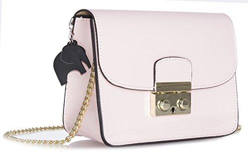 Big Handbag Shop , Sacs bandoulière femme rose bébé