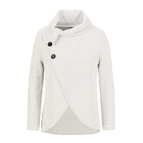 TWIFER 2018 Herbst Damen Langarm Solid Sweatshirt Frauen Pullover Sweater