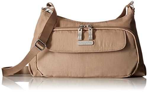 Baggallini Unisex-Erwachsene Crossbody-Reisetasche für jeden Tag, Strand, Einheitsgröße -