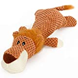 LOSVIP Haustier Hund Quietschendes Zahnpflege Spielzeug InteraktivesPlüschtier süßes kleines...