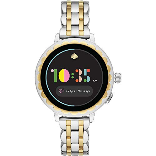 Kate Spade New York - Reloj Inteligente de Mujer Kate Spade New York Scallop KST2012