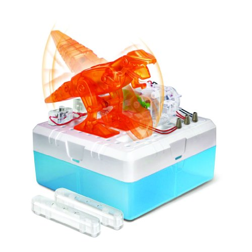 Connex Action Dinosaur Learn Electronics Kit Set Toy DIY Educational Age 8+