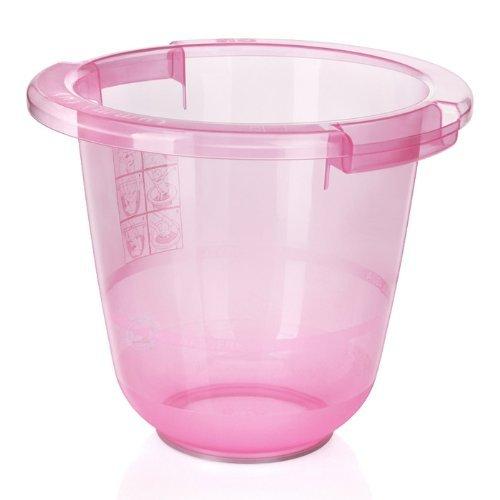 Tummy Tub 500300 Vaschetta Ergonomica e Anatomica per Neonati, Rosa