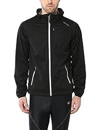 Ultrasport Endy Veste Homme Noir FR : XXL (Taille Fabricant : 2XL)