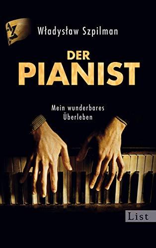 Buchseite und Rezensionen zu 'Der Pianist: Mein wunderbares Überleben' von Wladyslaw Szpilman