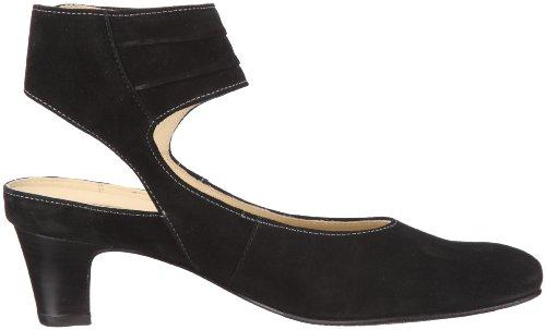 Hassia Rimini Weite G 1-304682-0100, Scarpe eleganti donna Nero