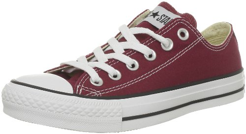 converse-chuck-tailor-all-star-sneakers-unisex-adulto-rosso-bordo-38
