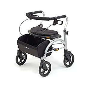 Drive Medical Lightweight, Easy Fold Arc Premium Rollator