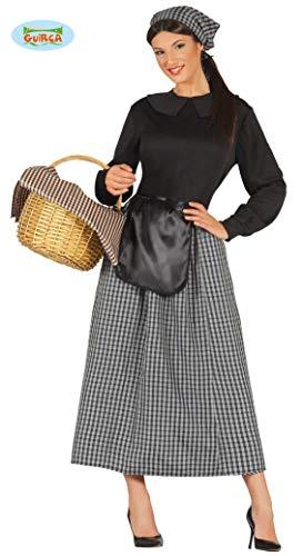 Bäuerin Kräuterfrau Kostüm für Damen Gr. M/L, Größe:L