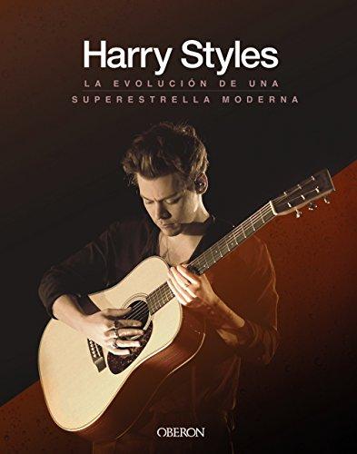 Harry Styles: La evolución de una superstrella moderna (Libros Singulares)