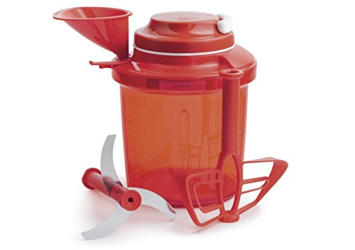 Tupperware© Extra Chef, Rouge