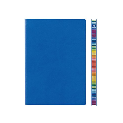 2018 Signature Chromatic A5 Diary Blue