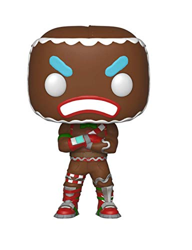Pop Fortnite Merry Marauder Vinyl Figure -