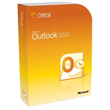 Microsoft Outlook 2010 32/64bit DVD