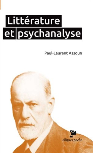 Littérature et Psychanalyse Poche