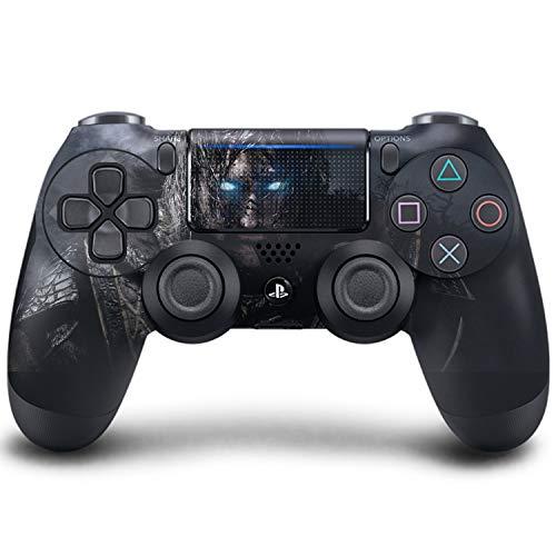 PS4 DualShock Wireless Controller Pro Konsole PlayStation4 Controller mit weichem Griff und exklusiver individueller Version Skin (PS4-Shadow of Mordor) Dream-team-bundle