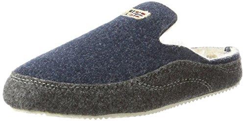 NAPAPIJRI FOOTWEAR Damen Misan Pantoffeln, Blau (Blue Marine), 37 EU