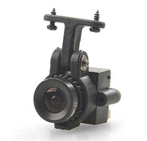 Happymodel HD 1000TVL Mini FPV Kamera-Objektiv 2.8mm 3MP PAL / NTSC Schaltbare w / Winkel verstellbaren Halterung für DIY RC Racing Drone 250 210 - 3