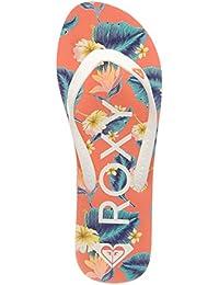 Roxy RG Tahiti Vi, Zapatos de Playa y Piscina para Niñas