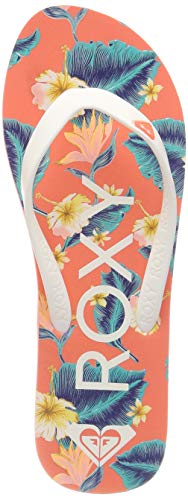 Roxy RG Tahiti Vi, Zapatos Playa Piscina Niñas, Negro