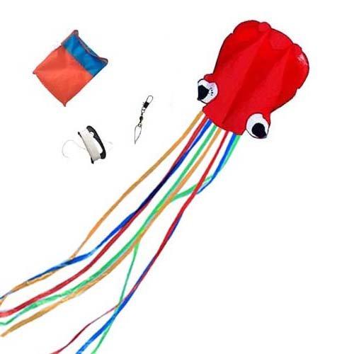 mayco-bell-polipo-portatile-aquilone-nylon-e-poliestere-materiale-giocattolo-perfetto-per-i-bambini-