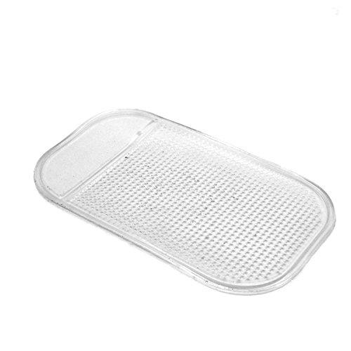 Teppich Sticky Pad Anti Glisse Halterung aus Silikon-1/transparent